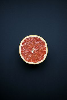 Grapefruit + Black