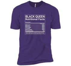 Black Queen Nutrition Facts Beauty