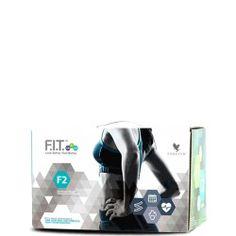 F.I.T 2  est la 3e phase du programme Forever F.I.T. Il permet, en 30 jours, de poursuivre la transformation de son corps en tonifiant et sculptant sa silhouette.