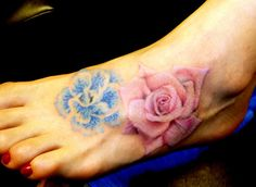 15 Best Foot Tattoos You Would Love To Have
