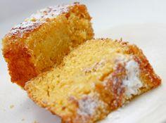 Bolo de Milho - traditional corn cake