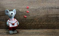 Je suis la petite souris qui t'aime