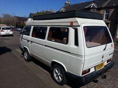 eBay: Volkswagen t25 camper van by Autohomes #vwcamper #vwbus #vw