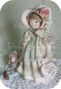 Dolci Bambole : Rosa antica