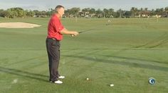 Martin Hall explains how imagining a horizon line will correct your setup and improve your ball striking and accuracy. Visit swingfix.golfchannel.com to get your custom instructional video tips!
