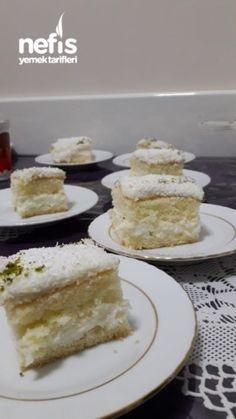 Pamuk Pastam – Nefis Yemek Tarifleri – Tatlı tarifleri – The Most Practical and Easy Recipes New Recipes, Cake Recipes, Dessert Recipes, Desserts, Delicious Vegan Recipes, Tasty, Orange Chiffon Cake, Cake Batter Dip, Mousse Au Chocolat Torte