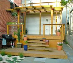 Contemporary Deck Ideas And Designs 9