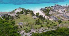 Tulum, Quintana Roo, México. We loved it! So beautiful! :D