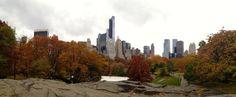 Central Park, un havre de paix à New York à ne pas manquer quelque soit la saison de l'année. A découvrir sur mon blog voyage We Love New York