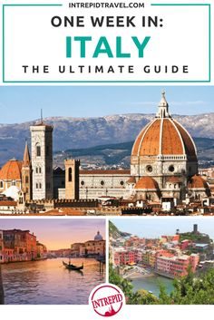 Italy in one week: The ultimate guide