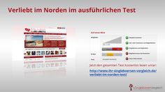 http://www.ihr-singleboersen-vergleich.de/verliebt-im-norden-test/ Verliebt im Norden - die kostenlose Singlebörse für norddeutsche Singles.