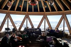 The young owners of Powder Mountain in Utah use their networking skills to draw investors to their planned ski resort.