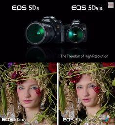 Canon 5Ds &5Ds R: 5D3 Equivalents of the Porsche GT2 and GT2 RS? - http://blog.planet5d.com/2015/02/canon-5ds-5ds-r-5d3-equivalents-of-the-porsche-gt2-and-gt2-rs/