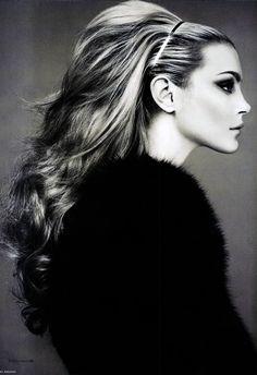 Heroine | Jessica Stam by Mariano Vivanco