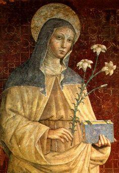 Saint Clara feast day August 11