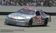 Kevin Harvick | #29 Goodwrench Chevrolet | 2002 at Dover, Delaware