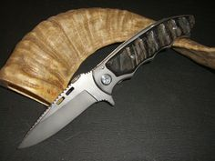 Customized and handmade knives - my passion.