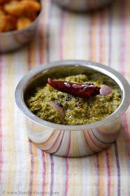 Blend with Spices: Palakura Kandi Pachadi Recipe ~ Spinach Toor Dal Chutney Recipe