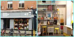 Irish Design Shop, Dublin Irish Design, Design Shop, Dublin, Great Places, Shops, Loft, Bed, Furniture, Shopping