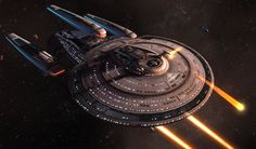 The Tier 6 Yamato Class Dreadnought Cruiser was built for battle with the Federation's current enemies in mind. It was heavily influenced by the advances made in the Andromeda Class Explorati…