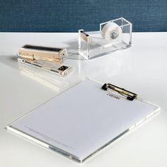 Study Desk Organization, Desktop Organization, Paper Organization, Architecture Desk, Traditional Home Offices, Cool Desk Accessories, Pink Bathroom Decor, Gold Office, Office 2020