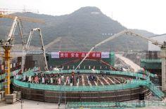 Yangjiang 6 first concrete 460 (CNEC)