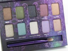 I have the original and still use it obsessively. Urban Decay Ammo Palette (relaunch for Spring 13)