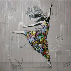 Artist : Martin Watson. Dance