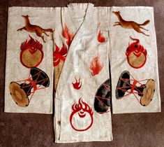 Child's Kabuki Costume