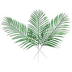 40pcs Fake Faux Artificial Tropical Palm Leaves Green plants Leaf Floral flower flore Home Kitchen Party Decorations Handcrafts