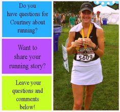 Marathoner: Courtney Brown! Her Inspiring Story & Race Training 101