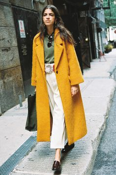 Mango: the perfect outfit from Leandra Medine - Mode - Street Leandra Medine, Street Style Outfits, Looks Street Style, Winter Mode, Looks Chic, Inspiration Mode, Fashion Essentials, Mode Style, Look Fashion