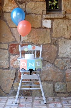 First birthday idea