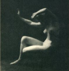 "Genthe, Arnold - Dance Vintage Sheet-Fed Photogravure printed in 1937, USA - Image size approx. 7.5"" x 7.5"""