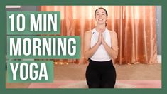 10 min Morning Yoga - Full Body Vinyasa Flow ALL LEVELS yoga poses for beginners VISHWAKARMA PUJA : IMAGES, GIF, ANIMATED GIF, WALLPAPER, STICKER FOR WHATSAPP & FACEBOOK #EDUCRATSWEB