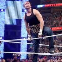 After a fiery pep talk from SmackDown GM Daniel Bryan, WWE Champion Dean Ambrose is determined to show that the blue brand made the right choice in taking him in the draft.