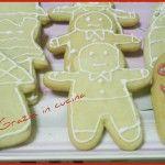 Biscotti speziati,ricetta di Natale
