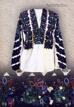 """Gallery.ru / """"Борщівські сорочки з колекції Віри Матковської"""" - Борщівська сорочка - svetik67"""