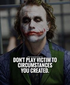 Don't be a victim! #businessmindset101 - Checkout @theclassygentleman