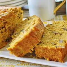 """Sweet Potato and Coconut Bread 