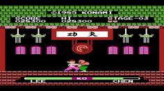 Yie Ar Kung Fu NES Stage 3 Chen Infinite Health Cheat