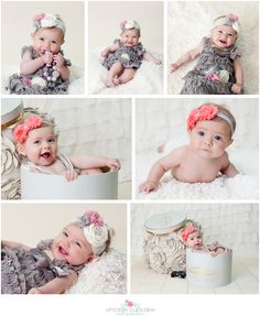 Image result for 6 month photo session