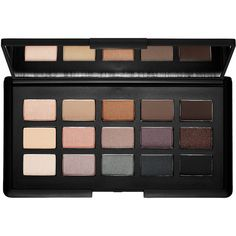 The NARSissist Eyeshadow Palette found on Polyvore