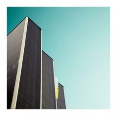 Old East Berlin Buildings - Photography by Matthias Heiderich