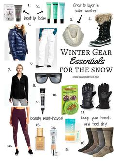 winter gear, Sorel boots, snowboarding outfit, what to wear in the snow, ou Snowboarden Bootfahren Outfit, Snow Outfit, Outfit Work, Winter Essentials, Fashion Essentials, Travel Essentials, Winter Travel Outfit, Winter Outfits, Ski Trip Outfit Woman