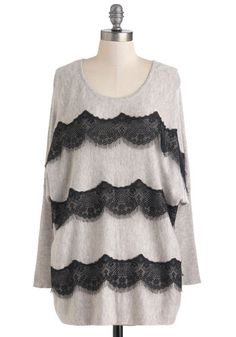 Glamorous As Usual Top, #ModCloth