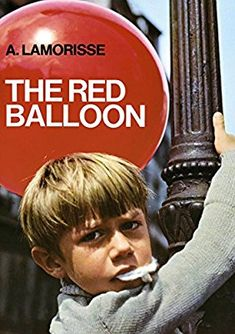 The Red Balloon: Albert Lamorisse: 9781101935217: Amazon.com: Books...I never understood why we watched this film so many times in Elementary school
