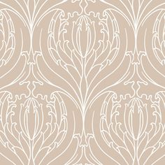 TULIP DAMASK 81/9039 - Collection of flowers - Cole & Son