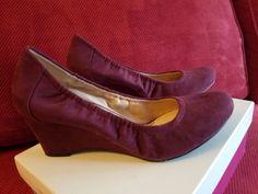 New in box Naturalizer Hyde wine wedge comfort heels size 10 #Naturalizer #Comfort #careerdressyCheck out New in box Naturalizer Hyde wine wedge comfort heels size 10 #Naturalizer #Comfort http://www.ebay.com/itm/-/302478997461?roken=cUgayN&soutkn=FwQnH9 via @eBay
