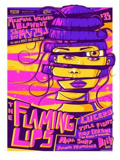 "titlefight: "" We're playing in Houston, TX on May 29th with the Flaming Lips, Lucero, Roky Erickson, DIIV, Nada Surf + more. Tickets: http://www.stubwire.com/t/mm49wj37 Facebook Event: https://www.facebook.com/events/919951581445309/ """